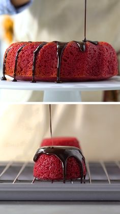 Bolo de Beterraba This amazing beetroot cake will make your day more colorful! Food Cakes, Cupcake Cakes, Cupcakes, Diy Dessert, Summer Dessert Recipes, Good Food, Yummy Food, Tasty, Sweet Recipes
