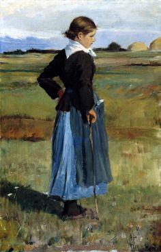 Frederick Childe Hassam    Impressionist Painter    1859 - 1935