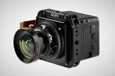 Phase One A-series IQ3 100MP Camera System | Men's Gear
