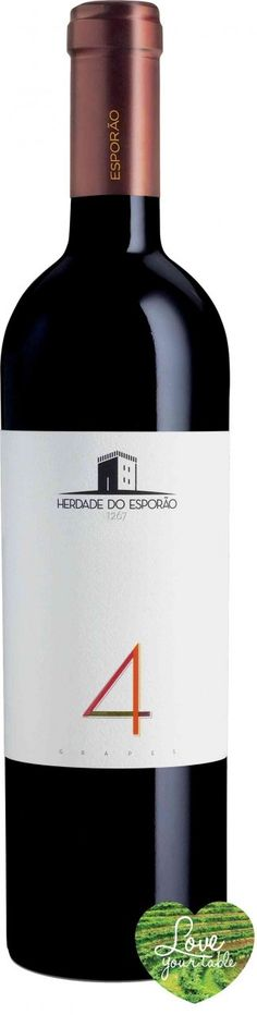 Love Your Table - Herdade do Esporao 4 Castas Red Wine 2010, €15,49 (http://www.loveyourtable.com/Herdade-do-Esporao-4-Castas-Red-Wine-2010/)