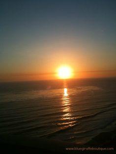 Sunset At Laguna Beach, CA