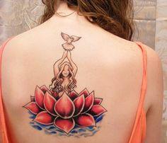 Tatuagem flor de lótus (10)