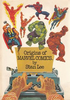 origins of marvel comics