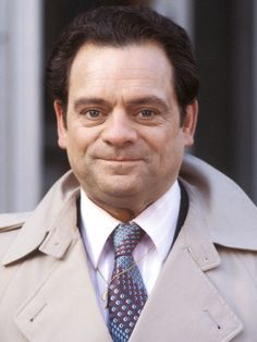 David Jason (David John White) (February British actor, o. known from 'A touch of frost'. British Comedy, British Actors, Tv Actors, Actors & Actresses, Jason Actor, David Jason, Only Fools And Horses, Tv Icon, Celebrities Then And Now