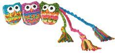 Paso a paso para tejer un búho marcador de libros a crochet (crochet bookmark owl tutorial)!