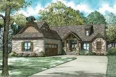 Plan #17-2574 - Houseplans.com