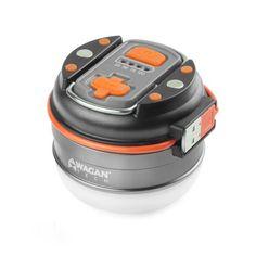 Wagan Tech - Lighting - Dome Lantern - USB - usb cable