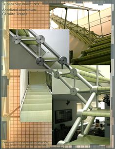 cnc aluminum machined stair - Google Search
