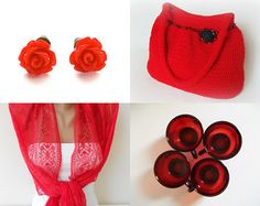 A Red Treasury by Vickie Street on Etsy--Pinned+with+TreasuryPin.com