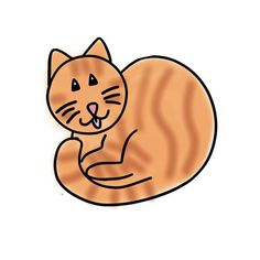 Cute Cat Face, Cat Art, Charlie Brown, Graphic Illustration, Smile, Chic, Fictional Characters, Cat Outline, Silhouettes