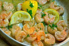 Darius Cooks Recipes Shrimp