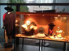Gaucho e sua cultura material, representando paises do CONESUL, um espaço sem fronteiras.
