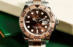HANDS-ON: The ultimate his and hers watch – the Rolex Yacht-Master 40 Everose…