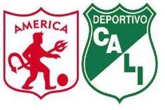 America vs Deportivo Cali (Colombia)