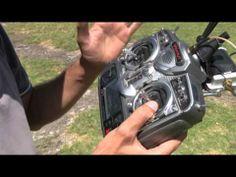 Volando drones en campo abierto, parte 1