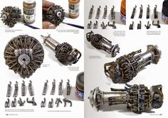 Modeling Techniques, Modeling Tips, Scale Models, Mercedes Stern, F14 Tomcat, Gas Turbine, Model Hobbies, Tree Sculpture, Model Airplanes