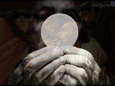 O Salutaris Hostia, O Saving Victim - Gregorian Chant of St Thomas Aquinas - YouTube
