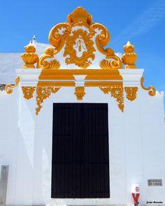 Baroque Facade - Lagos, Algarve
