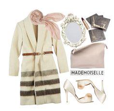 """Mademoiselle"" by olichka-olichka ❤ liked on Polyvore featuring Sabrina Zeng, Badgley Mischka, Sur La Table, Rosanna, Woolrich, Charlotte Tilbury, Stella & Dot, women's clothing, women and female"