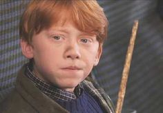 what diid ron weasly look like when he was a  kide | Why? : Because Sharp and Ron Weasley are both the third wheels on ...