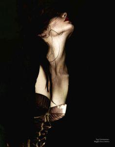 Candice Boucher by Kenneth Willardt for A #46, Colpo Di Scena 08