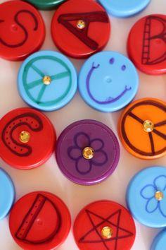 Bottle Cap Games for Kindergarten Readiness 7c806154f36