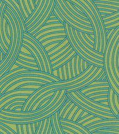 Home Decor Outdoor Fabric-Croscill Outdoor Gilma Kiwi