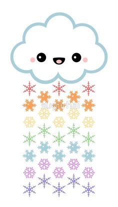 """Rainbow Snow."""