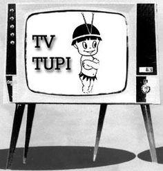 TV TUPI canal 3 - PRIMEIRA EMISSORA DE TELEVISÃO DA AMÉRICA LATINA - entrou no ar no dia 18 de setembro de 1950 - ficou 30 anos em exibição - extinta em junho de 1980