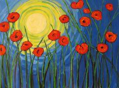 Art Paintings Gallery Acrylic Original | Patty Baker Fine Art Blog - Original Acrylic Paintings: April 2010