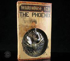Warehouse 13 Phoenix Medallion Replica