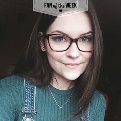 Photo: Our fan of the week Aneta's specs are perfect for her casual look! Be sure to tag #VogueEyewear in your Instagram pics for a chance to be featured.