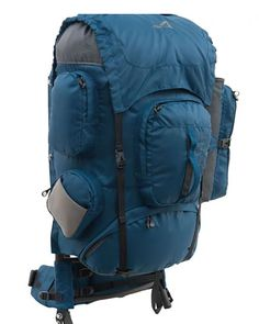 For a comfortable carry in an external frame backpack 3e3028a6aae38