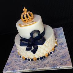 Little Prince Baby Shower Cake - Cake Doctor, LLC