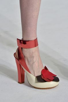 The 50 Best Shoes from the Fall 2015 Runways - Fashionista
