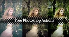 Free Best Photoshop Actions For Vintage, Retro