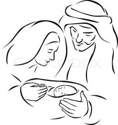 104 best images about christmas printables nativity on Pinterest ...