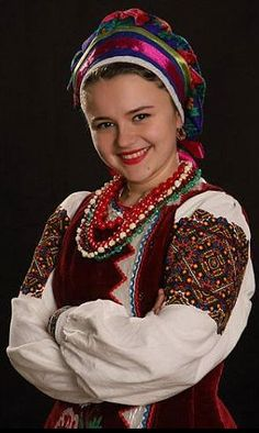 Ukrainian Beauty etno