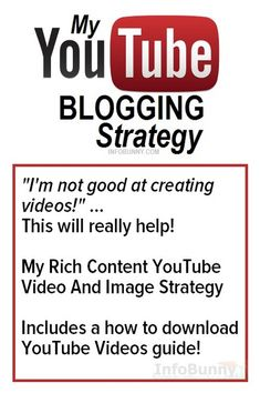 My YouTube Video Strategy - Including how to download YouTube Videos #youtube #videos #videomarketing