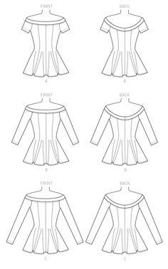 V9281 | Vogue Patterns
