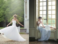 wedding dress Cymbeline / vestido de novia