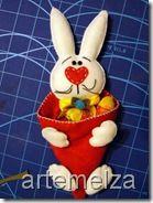 artemelza - coelho de páscoa Dolls, Christmas Ornaments, Holiday Decor, Outdoor Decor, Diy, Food, Easter, Decorations, Easter Crafts