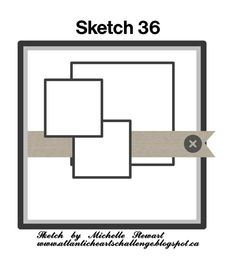 Atlantic Hearts Sketch Challenge : Sketch #36 & Design Team Call