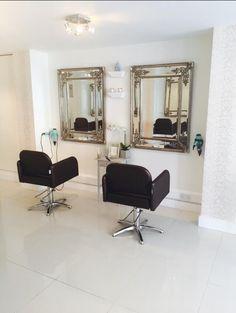 Hayward Golding Salon, Lee, London   Capital Hair & Beauty Salon Refit  For details on salon refits, contact furniture@capitalhb.co.uk