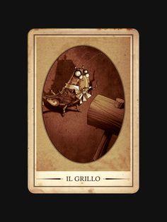 :: Pinocchio, illustrated book for Ipad ::