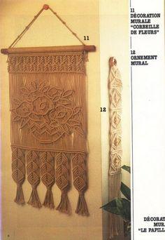 macrame especial decoracion - Marleni Fontaine - Picasa Webalbums