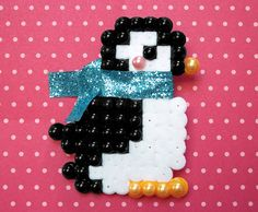 pablo the penguin brooch by aselfportrait on Etsy, $9.00