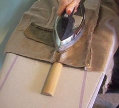 Make a Seam Stick for Tailoring