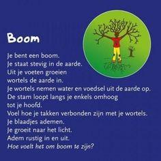 "Boom (Dutch for ""tree"") yoga Mindfullness For Kids, Reiki, Massage, Coaching, Brain Gym, Gross Motor Skills, Brain Breaks, Yoga For Kids, Yoga Meditation"