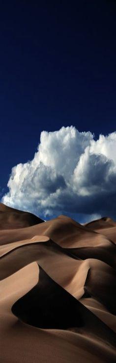 Great Sand Dunes National Park, Colorado                                                                                                                                                      More